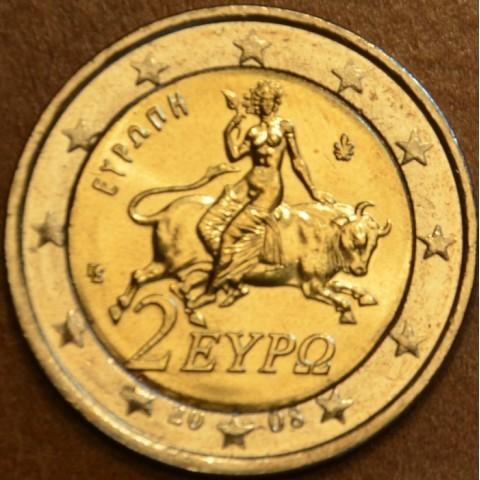 2 Euro Grécko 2008 (UNC)