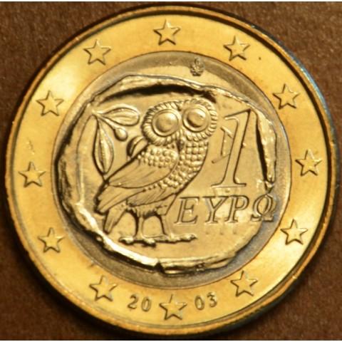 1 Euro Grécko 2003 (UNC)