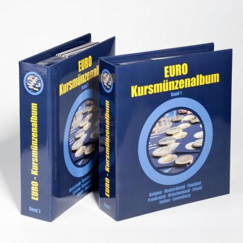 Leuchtturm OPTIMA album na sady euromincí časť 1