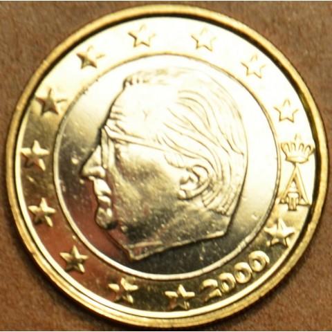 1 Euro Belgicko 2000 (UNC)