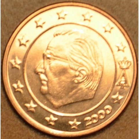 5 cent Belgicko 2000 (UNC)