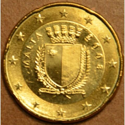 20 cent Malta 2008 (UNC)
