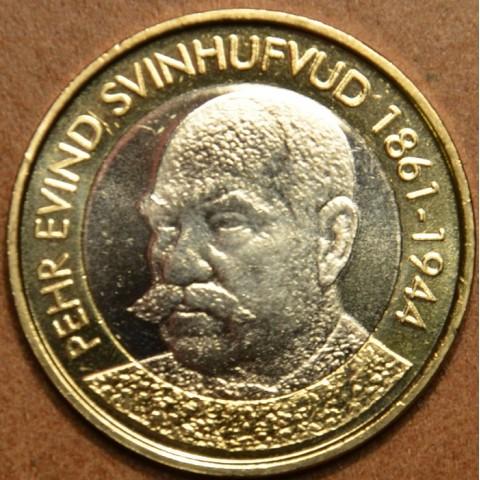 5 Euro Fínsko 2016 - Pehr Evind Svinhufvud (UNC)