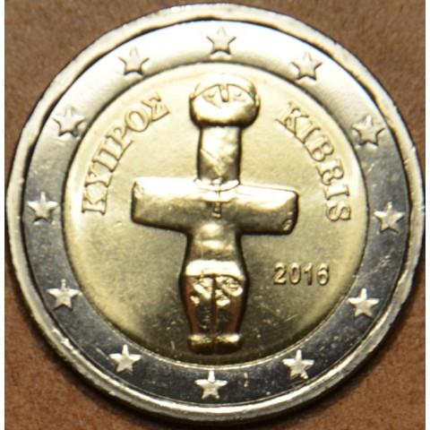 2 Euro Cyprus 2016 (UNC)