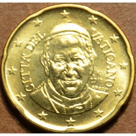 20 cent Vatikán 2015 (BU)