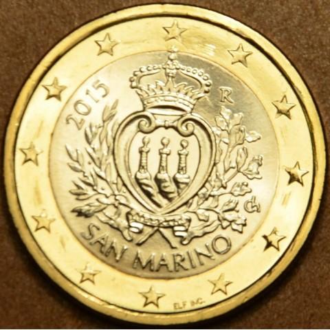1 Euro San Marino 2015 (UNC)