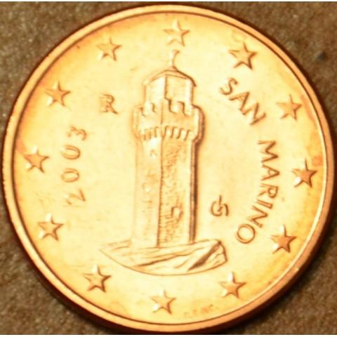 1 cent San Marino 2003 (UNC)