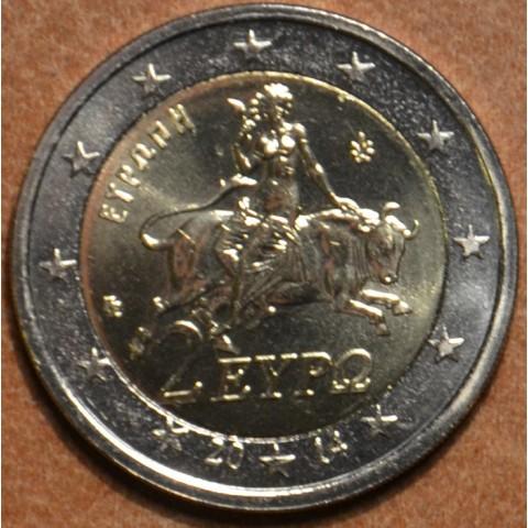 2 Euro Grécko 2014 (UNC)