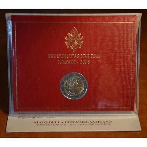 2 Euro Vatikán 2008 -Rok svätého Pavla (BU)