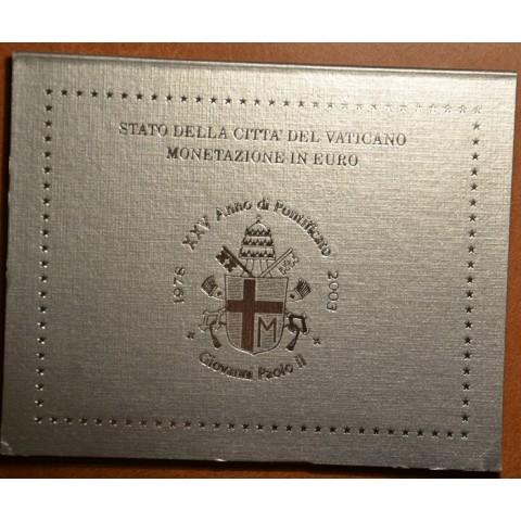 Sada 8 euromincí Vatikan 2003  (BU)