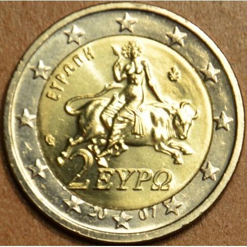2 Euro Grécko 2007 (UNC)