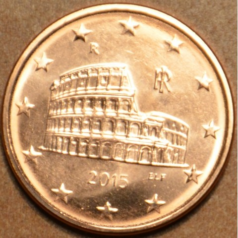5 cent Italy 2015 (UNC)