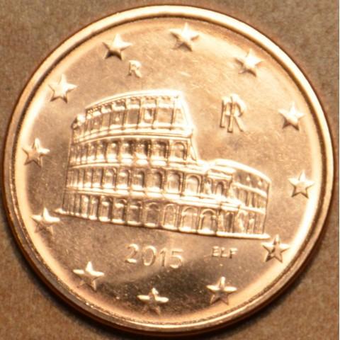 5 cent Taliansko 2015 (UNC)