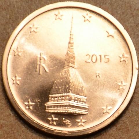 2 cent Taliansko 2015 (UNC)