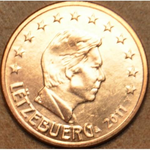 5 cent Luxembursko 2011 (UNC)