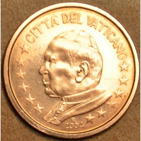 1 cent Vatikán Ján Pavol II 2004 (BU)