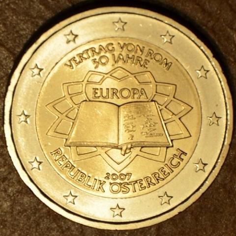2 Euro Rakúsko 2007 - 50 rokov Rímskej zmluvy (UNC)
