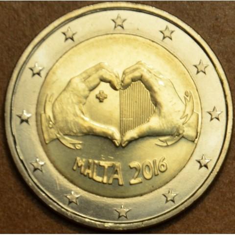 2 Euro Malta 2016 - Láska (UNC)