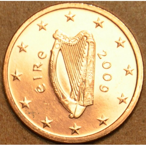 5 cent Írsko 2009 (UNC)