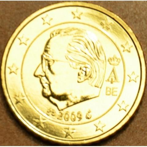 10 cent Belgicko 2009 (BU)