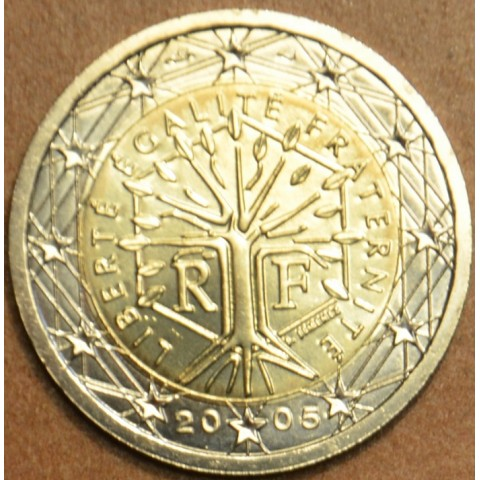 2 Euro Francúzsko 2005 (UNC)