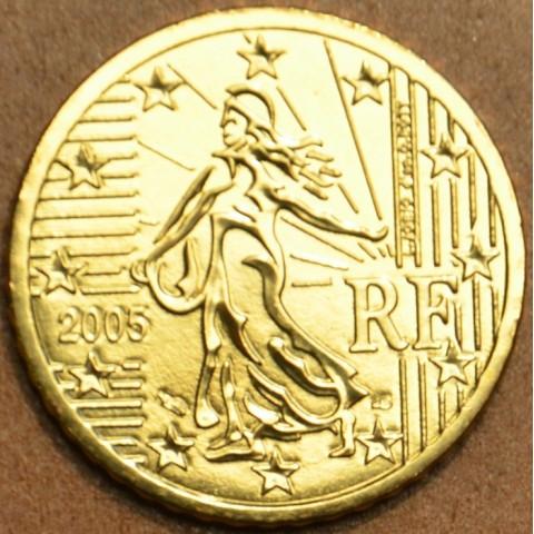 50 cent Francúzsko 2005 (UNC)