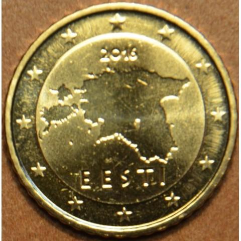 10 cent Estónsko 2016 (UNC)