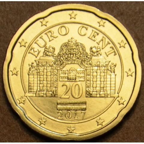 20 cent Rakúsko 2017 (UNC)