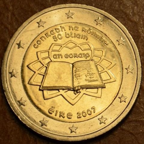 2 Euro Írsko 2007 - 50 rokov Rímskej zmluvy (UNC)