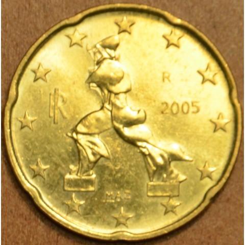 20 cent Taliansko 2005 (UNC)