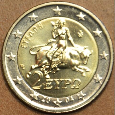 2 Euro Grécko 2004 (UNC)