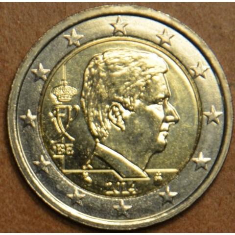 2 Euro Belgicko 2014 - Filip (UNC)