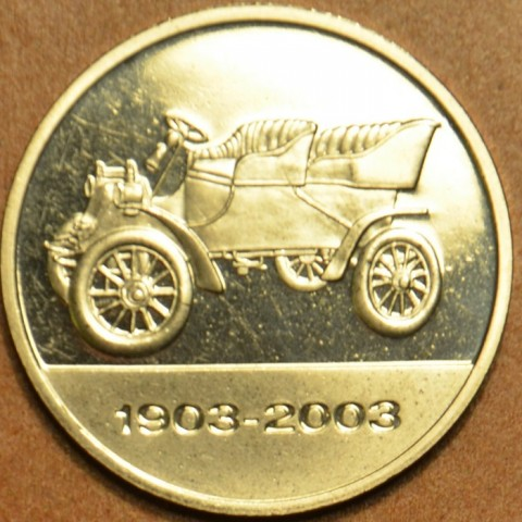Žetón Belgicko 2003 - 100 rokov FORD
