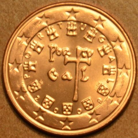 2 cent Portugalsko 2009 (UNC)