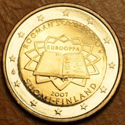 2 Euro Fínsko 2007 - 50 rokov Rímskej zmluvy (UNC)