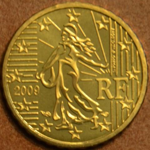 10 cent Francúzsko 2009 (UNC)