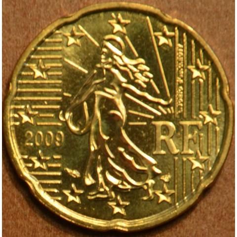 20 cent Francúzsko 2009 (UNC)