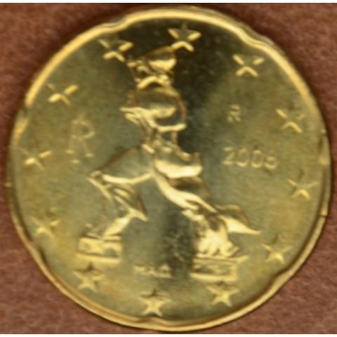 20 cent Taliansko 2008 (UNC)
