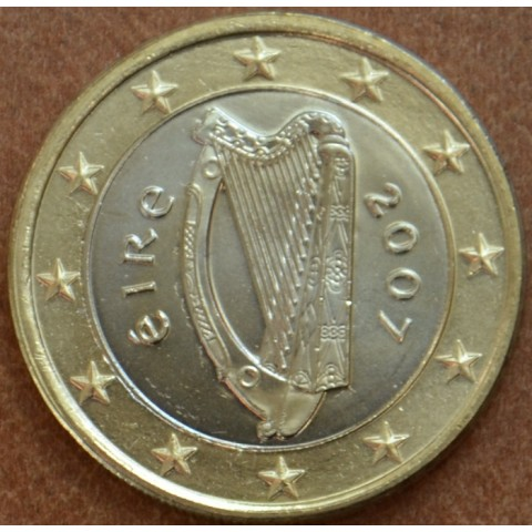 1 Euro Írsko 2007 (UNC)