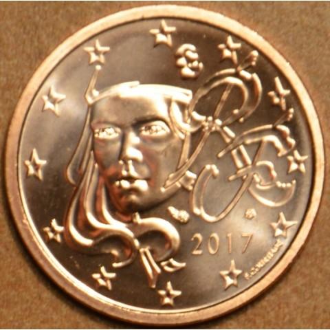 5 cent France 2017 (UNC)