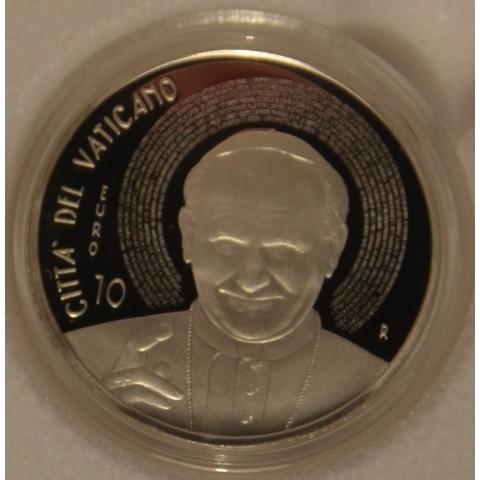 10 Euro Vatican 2015 - San Giovanni Paolo II (Proof)