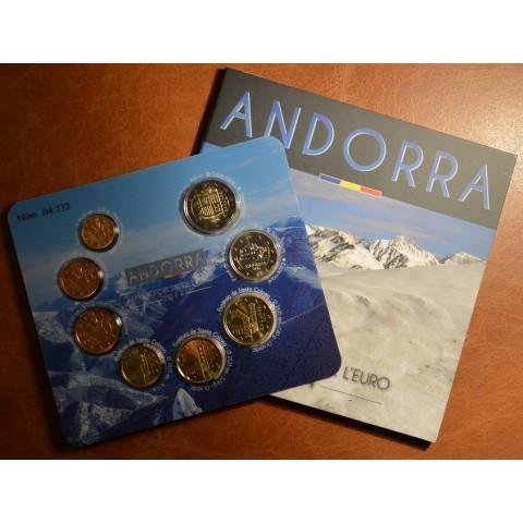Sada 8 mincí Andorra 2014 (BU)