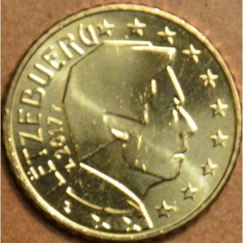 10 cent Luxembursko 2017 (UNC)