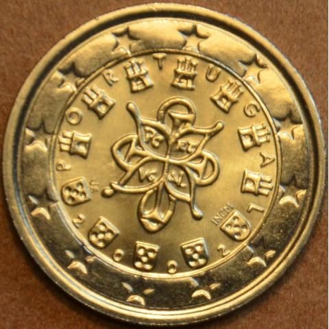 2 Euro Portugalsko 2002 (UNC)
