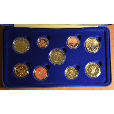 Sada 9 mincí Írsko 2007 (Proof)