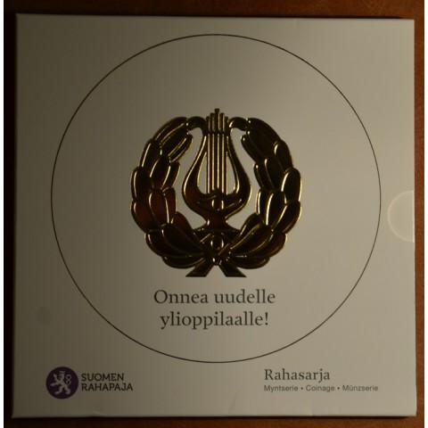 Sada 8 euromincí Fínsko 2011 (BU)