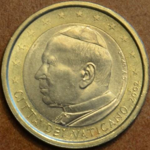 1 Euro Vatikán Ján Pavol II 2002 (BU)