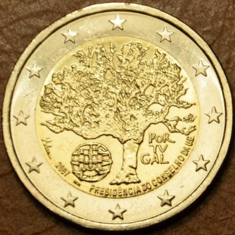 2 Euro Portugalsko 2007 - Portugalské predsedníctvo EÚ (UNC)