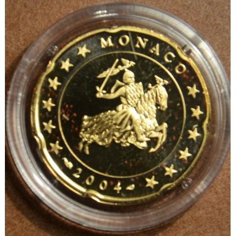 20 cent Monaco 2004 (Proof)