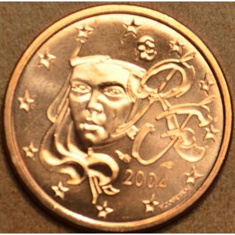 2 cent Francúzsko 2004 (UNC)